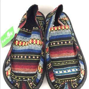 5f4349e259 Sanuk Shoes - Sanuk vagabond funk men s shoes size 8 red blanket